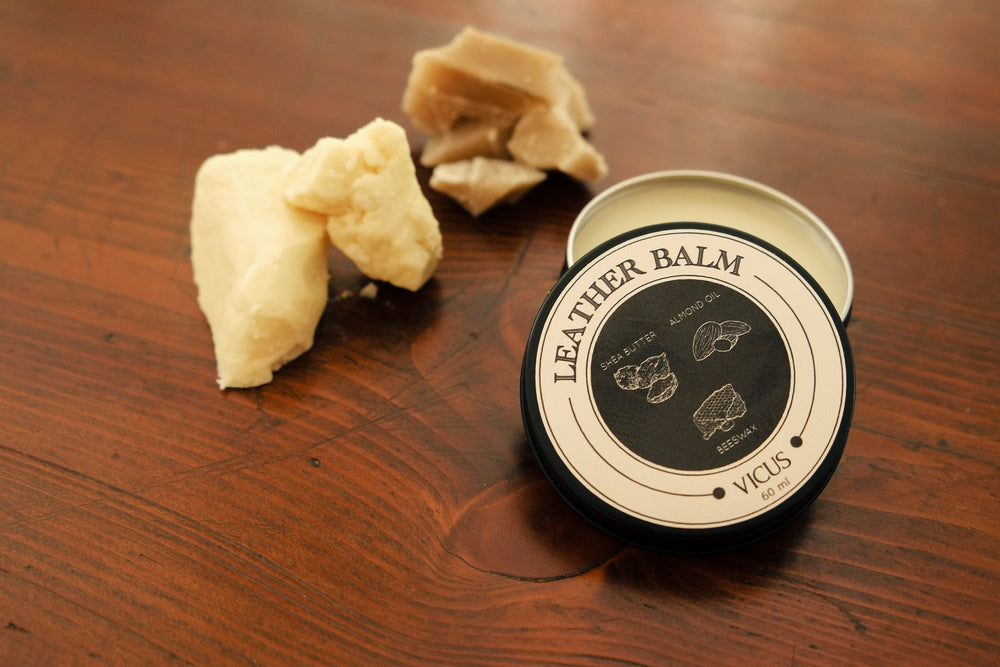 'CURIS' LEATHER BALM - Vicus Pelle