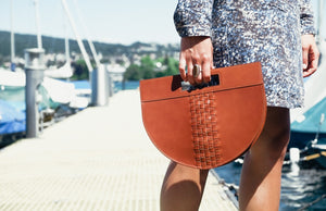 Load image into Gallery viewer, 'LIVILLA' HANDBAG - Vicus Pelle