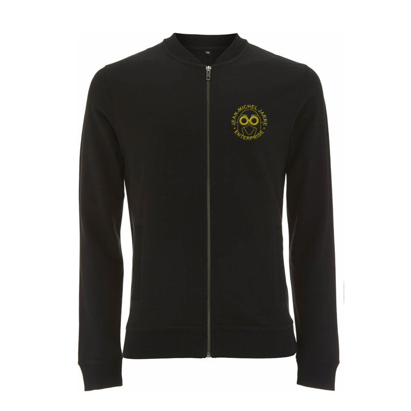 ENTERPRISE EMBROIDERED  ZIP UP JACKET
