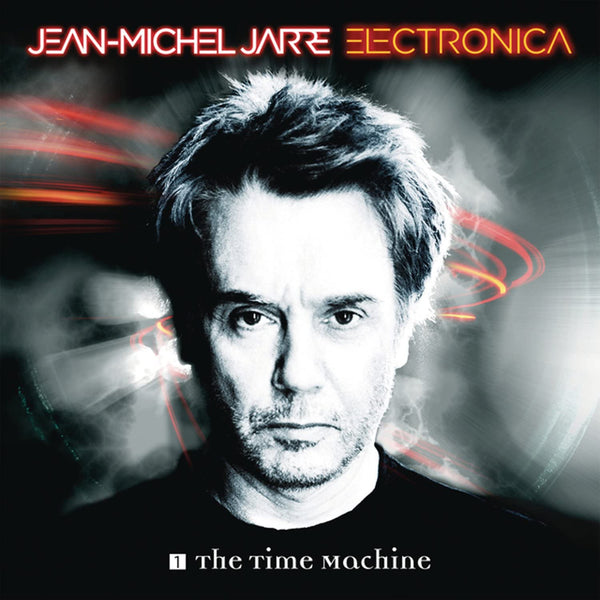 "ELECTRONICA 1 THE TIME MACHINE 12"" VINYL"