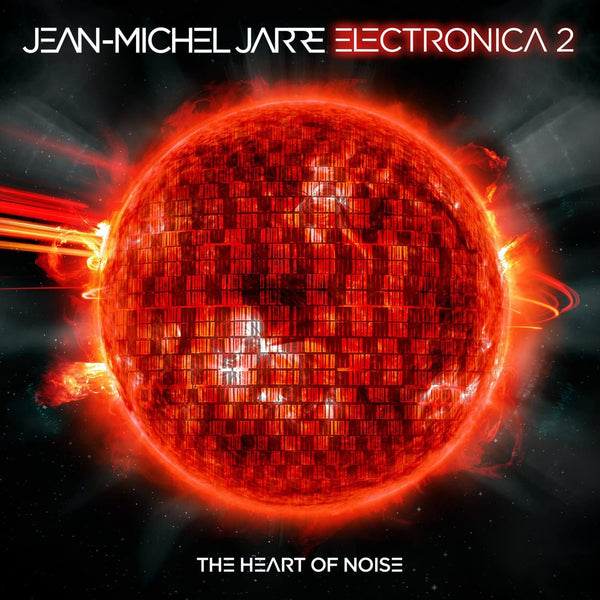 ELECTRONICA 2 THE HEART OF NOISE CD