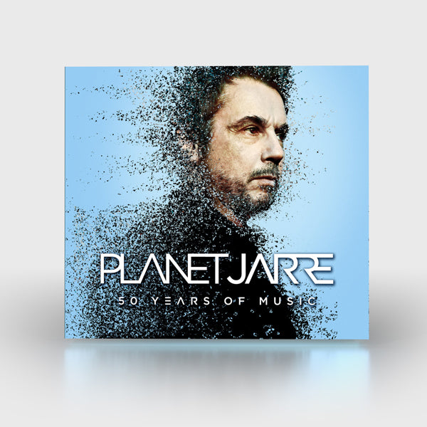 PLANET JARRE DELUXE EDITION 2CD