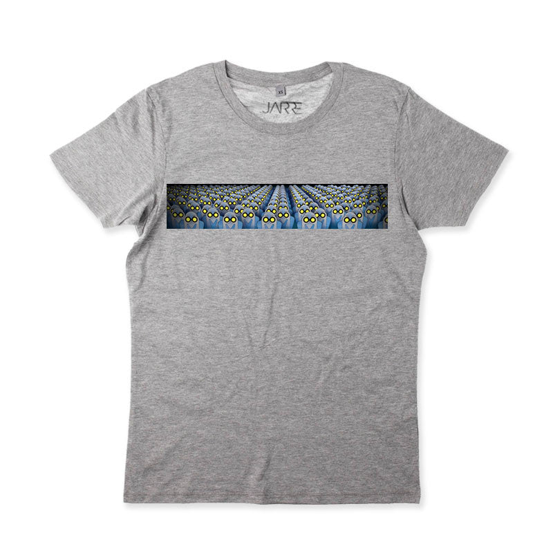 EQUINOXE  GLOW IN THE DARK GREY T-SHIRT