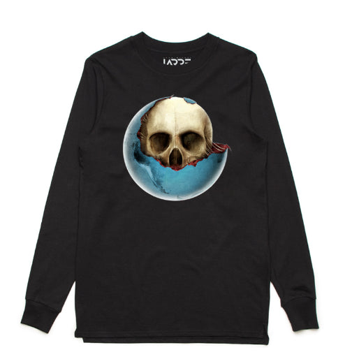 OXYGENE TRILOGY L/S BLACK T-SHIRT