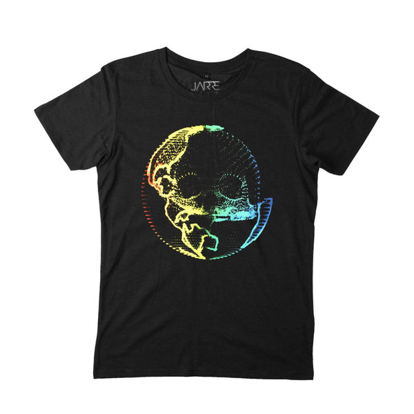 NEW OXYGENE BLACK T-SHIRT