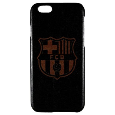 Barcelona Genuine Leather Phone Case