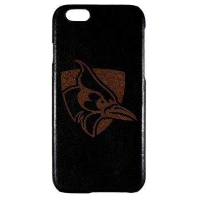Johns Hopkins Genuine Leather Phone Case