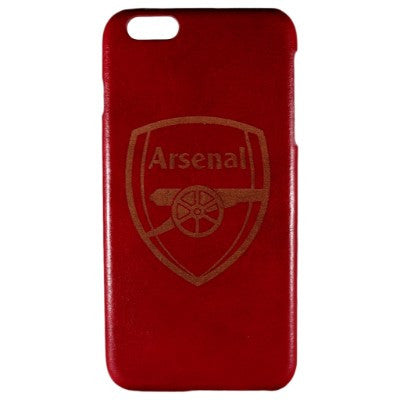 Arsenal Genuine Leather Phone Case