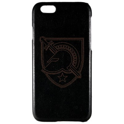 Army Football Genuine Leather Phone Case