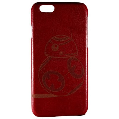 Star Wars BB-8 Genuine Leather Phone Case