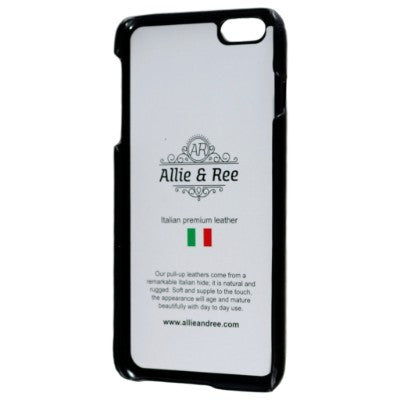 United States Coast Guard Genuine Leather Phone Case