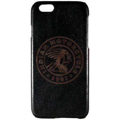 Indian Motorcycle Genuine Leather Phone Case