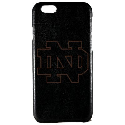 Notre Dame Genuine Leather Phone Case