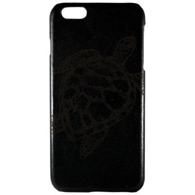 Sea Turtle Genuine Leather Phone Case