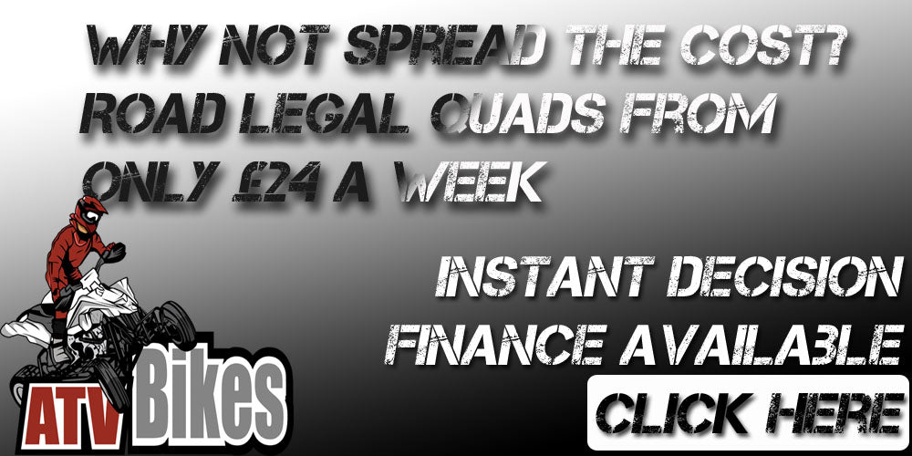 quad bike finance
