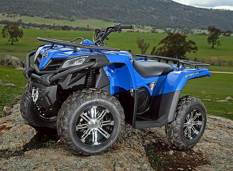 Quadzilla CFMOTO CForce 450s - Road Legal