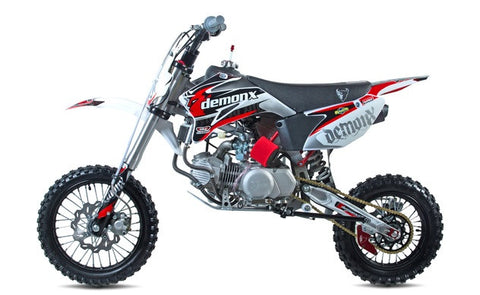 Demon X - XLR2 160cc Pit Bike