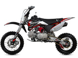 Demon X - DXR2 125cc Pit Bike
