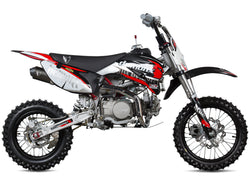 Demon X - DXR2 140cc Pit Bike