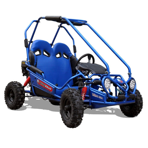 Quadzilla Mini Bug - Kids Off Road Buggy - Blue
