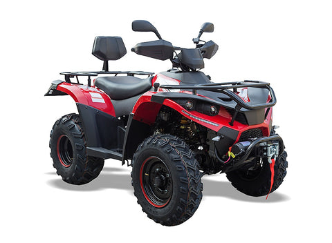 Quadzilla QZ300- Road Legal Quad