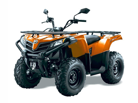 Quadzilla Terrain 450 - Road Legal
