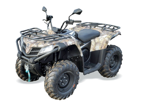 Quadzilla Terrain 500 Facelift - Road Legal