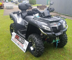 Quadzilla CFMOTO X8 Facelift - Road Legal
