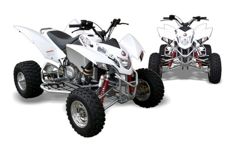 Quadzilla XLC500E - Road Legal