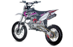 Demon X - XLR2 Detroit 170cc Pit Bike