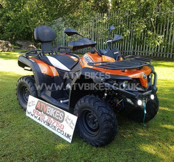 Quadzilla CFMOTO Terain 550 LWB - Road Legal