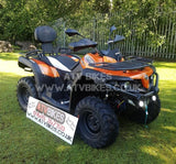 Quadzilla Terain 550 LWB - Road Legal