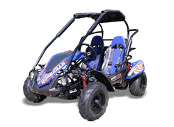 Quadzilla WULF XL - Kids Off Road Buggy - Blue