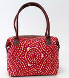 Burst Lg Bowler Bag Purse