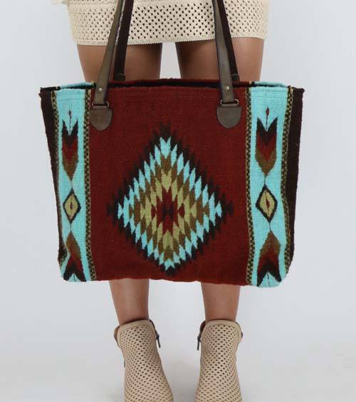 Desert Sky Diamond Tote Bag Purse