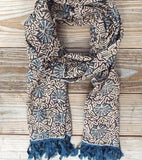 Forest Floor Scarf - Passion Lilie - high5humans
