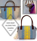 Journey Retro Bowler Bag - La Casa - high5humans