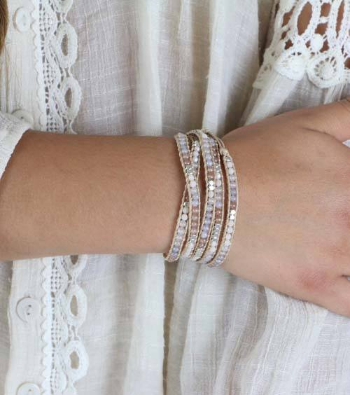 Sand Wrap Bracelet - Marquet - high5humans