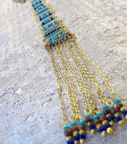 Sea and Earth Ladder Necklace - World Finds - high5humans