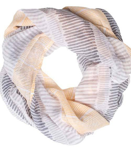 Soulful Movement Cotton Scarf