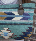 Tribal Sage Arrow Purse Bag