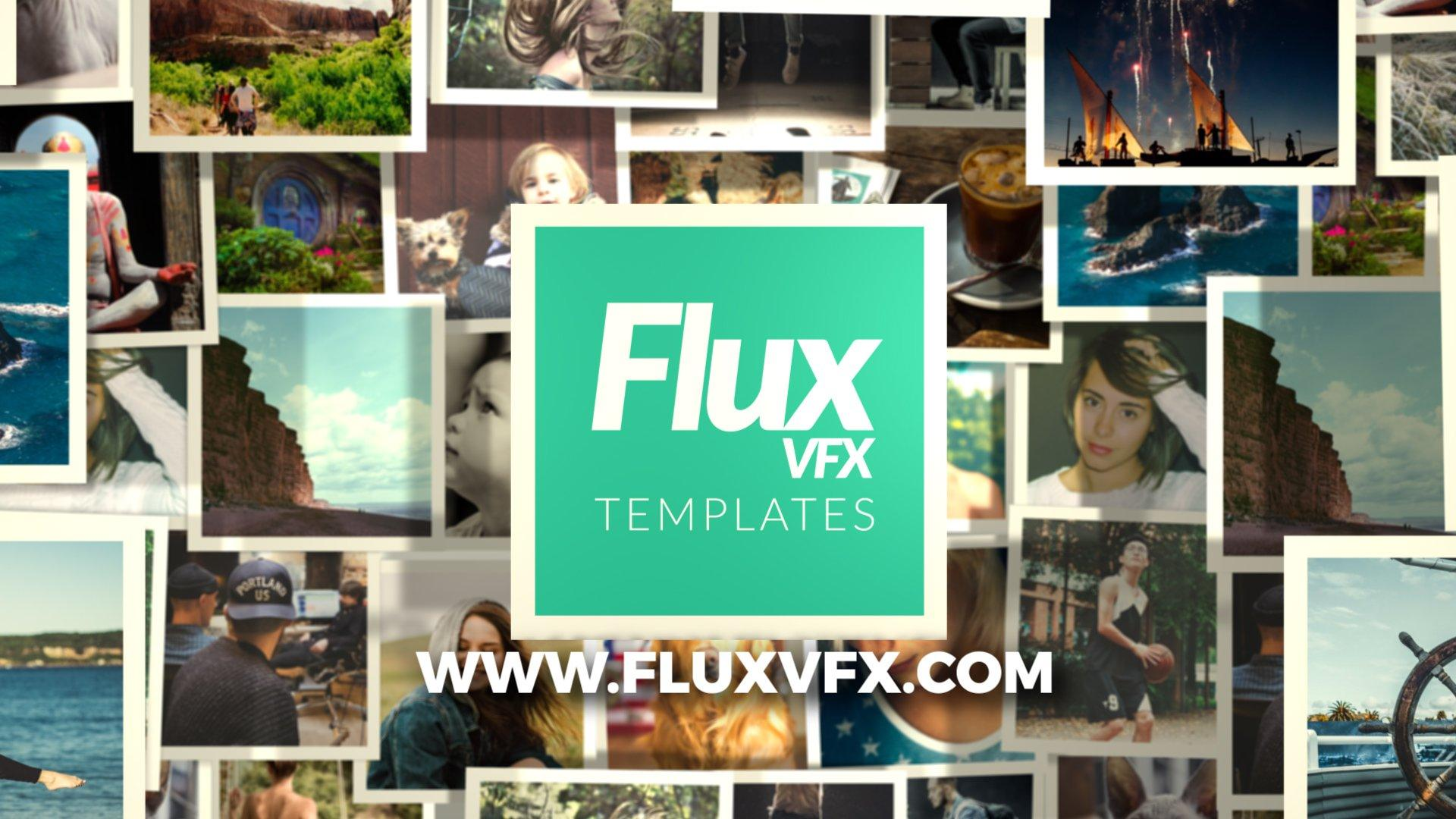 After Effects Template - 100 Frames Slideshow After Effects Template