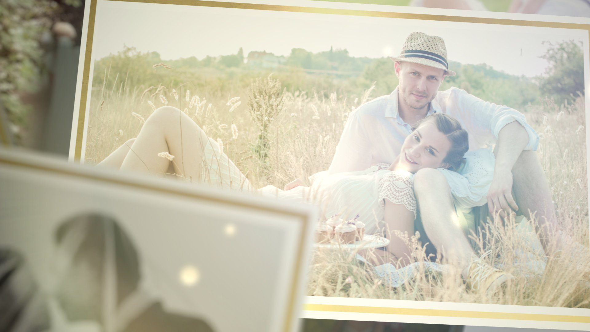After Effects Template - Beautiful Moments After Effects Template