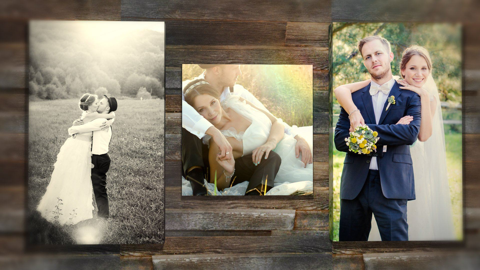 After Effects Template - Gallery Wedding After Effects Template