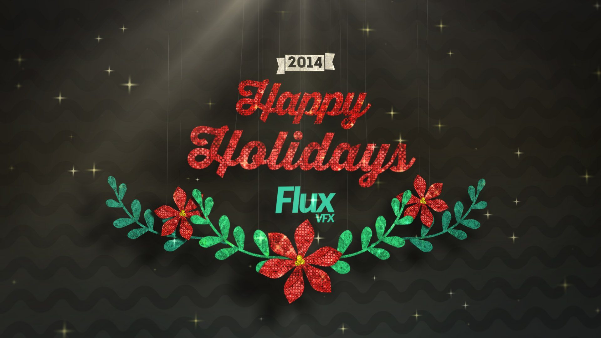 After Effects Template - Holiday Greetings Titles Pack After Effects Template