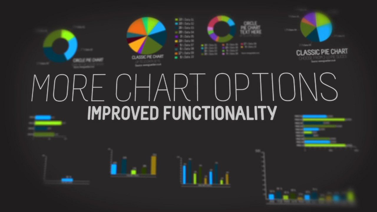 After Effects Template - Infographics After Effects Template