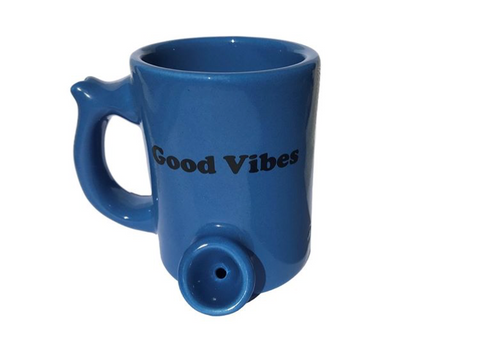 Wake n Bake PIPEMUG | Good Vibes | Small