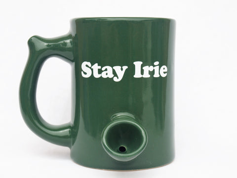 Wake n' Bake PIPEMUG | Stay Irie | Small