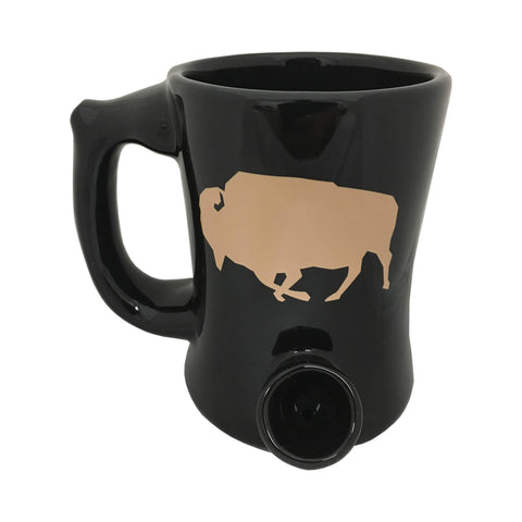 colorado buffs wake n' bake pipemug