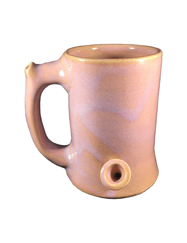 Wake n' Bake PIPEMUG | Limited Edition Pink Opal